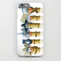 The Toon Bullets (aged version) iPhone 6 Slim Case