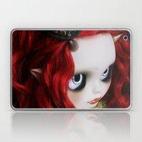 STEAMPUNK (Ooak  BLYTHE Doll) Laptop & iPad Skin