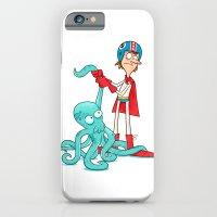 Octo-Wrestlin'! iPhone 6 Slim Case