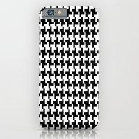 Pied de Poule  iPhone 6 Slim Case