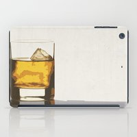 Old Scotch Whiskey iPad Case