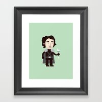 Ranger Of The North Framed Art Print
