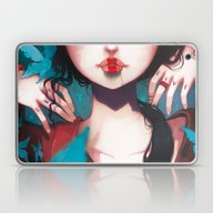 Laptop & iPad Skin featuring Nachtfalter by Ludovic Jacqz