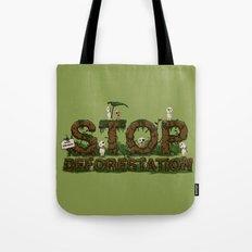 Save Kodamas Tote Bag