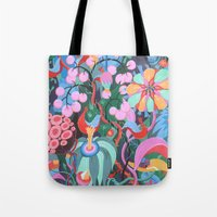 Hidden House Tote Bag