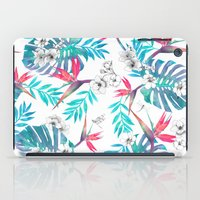 Tropical iPad Case