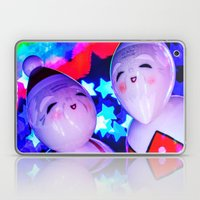 Merry Kokeshi Klause Laptop & iPad Skin
