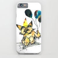 iPhone & iPod Case featuring party by yukumi