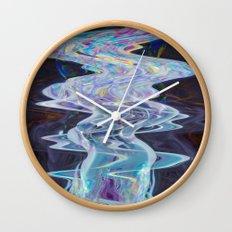Materia D Wall Clock