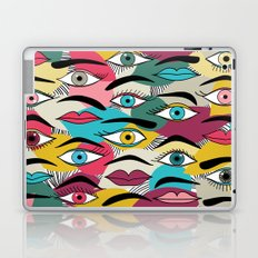 Eye, EyeBrow Laptop & iPad Skin