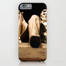 Lincoln stirs iPhone 6 Slim Case
