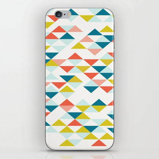 Colombia iPhone & iPod Skin