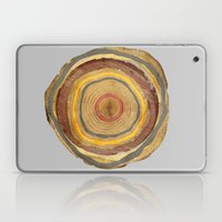 Tree Rings Laptop & iPad Skin