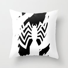 Venom in you Throw Pillow