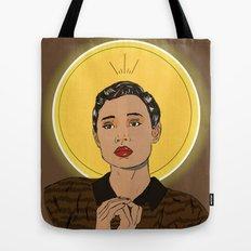 St. Josie Tote Bag