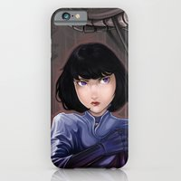 Natalia #3 iPhone 6 Slim Case