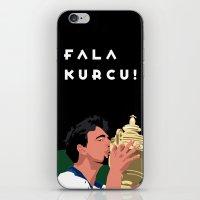 Goran Ivanisevic - Wimbledon trophy kiss iPhone & iPod Skin