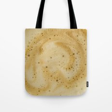 Abstract  Coffee Tote Bag