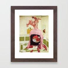 worms Framed Art Print
