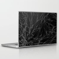 anime Laptop & iPad Skins featuring Anime 1 by Prince Of Darkness