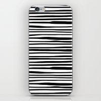 Zebra Stripes iPhone & iPod Skin