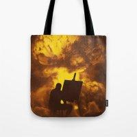 Disasterpiece Tote Bag