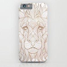 Ethnic Lion iPhone 6 Slim Case