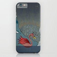 Swan iPhone 6s Slim Case