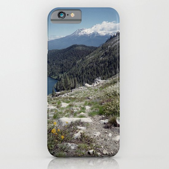 Mt Shasta iPhone & iPod Case