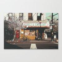 Crown Heights, Brooklyn Canvas Print