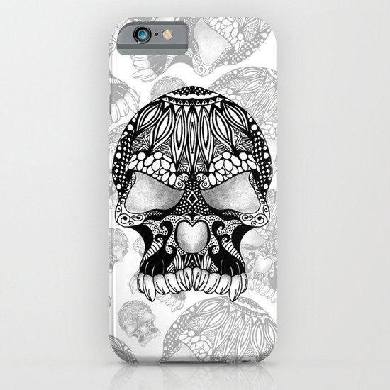 Sugar Skull.  iPhone & iPod Case
