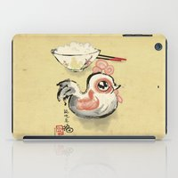 The Asian Chicken Rice B… iPad Case
