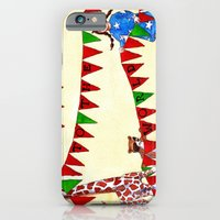 iPhone & iPod Case featuring Joy to the World by Theresa Flaherty