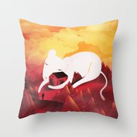 I Will Never Leave You (… Throw Pillow