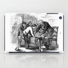 Dr. Crowley's Experiment  iPad Case