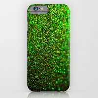 iPhone & iPod Case featuring Glitter by VAWPhotography