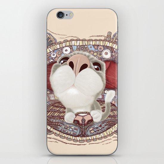 Controlled iPhone & iPod Skin