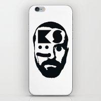 Smiles iPhone & iPod Skin