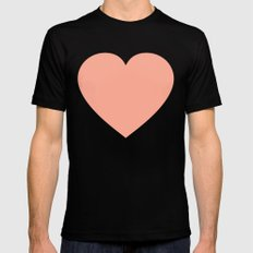 Groove Is In The Heart IV Black Mens Fitted Tee SMALL