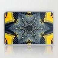 Guitar Kaleidoscope Laptop & iPad Skin