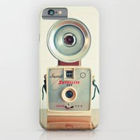 iPhone & iPod Case featuring Satellite by Cassia Beck