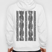 Cable Row Hoody