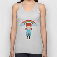 Dorothy Wizard of Oz Unisex Tank Top