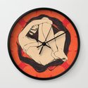 The Circle. Autumn Edition Wall Clock