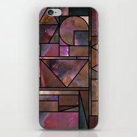 Kaku Nebula iPhone & iPod Skin