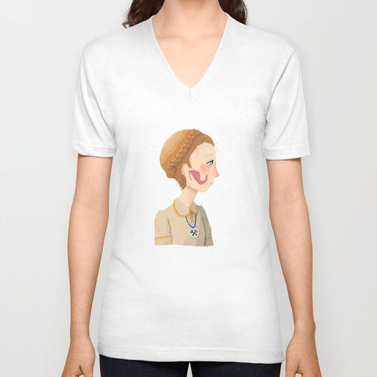 Agatha V-neck T-shirt