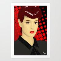 Sean Young Art Print