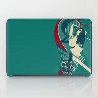 -X- iPad Case