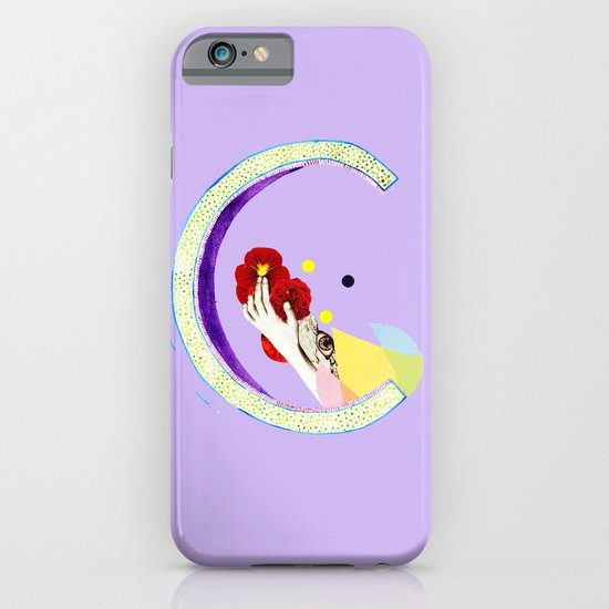"A TO Z - ""C"" iPhone & iPod Case"