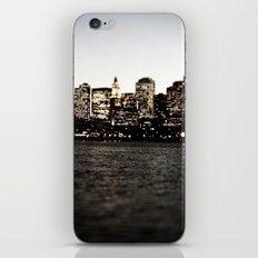 Same Spot, Different Light iPhone & iPod Skin